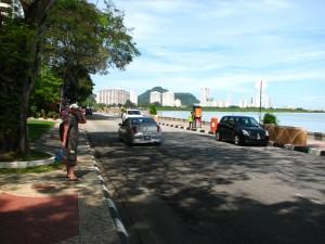 Малайзия, Джорджтаун, остров Пинанг.