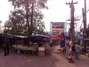 Тайский рынок. Пхукет таун.