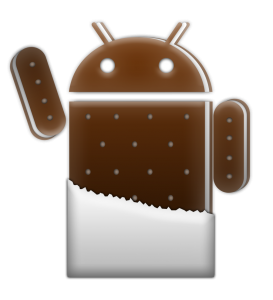 Android 4.0 Ice Cream Sandwitch